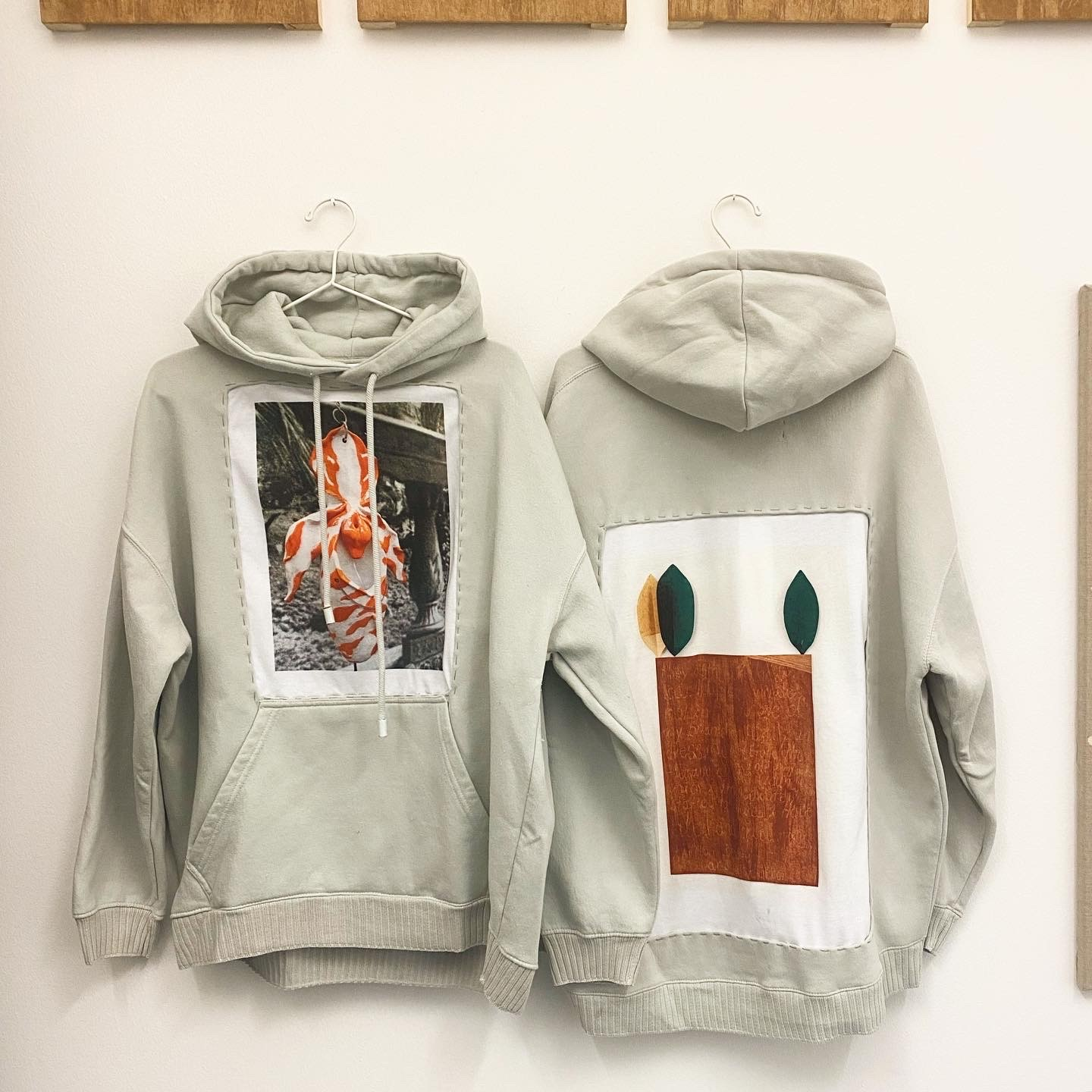 AddLabel: Twin Hoodies – Is D&G the same as Dolce & Gabbana? / Kristin Wenzel, David Reiber Otálora